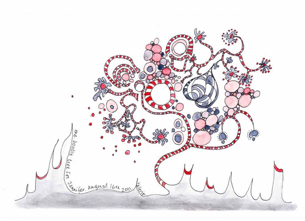 Valeria M Beautiful Biology Drawing