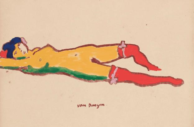 Van Dongen Stephen Ongpin Fine Art