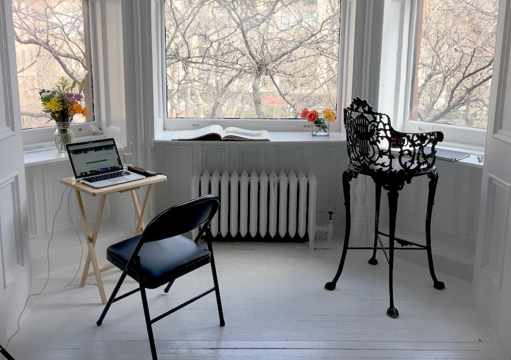 Drawing New York Oil Painting Studio