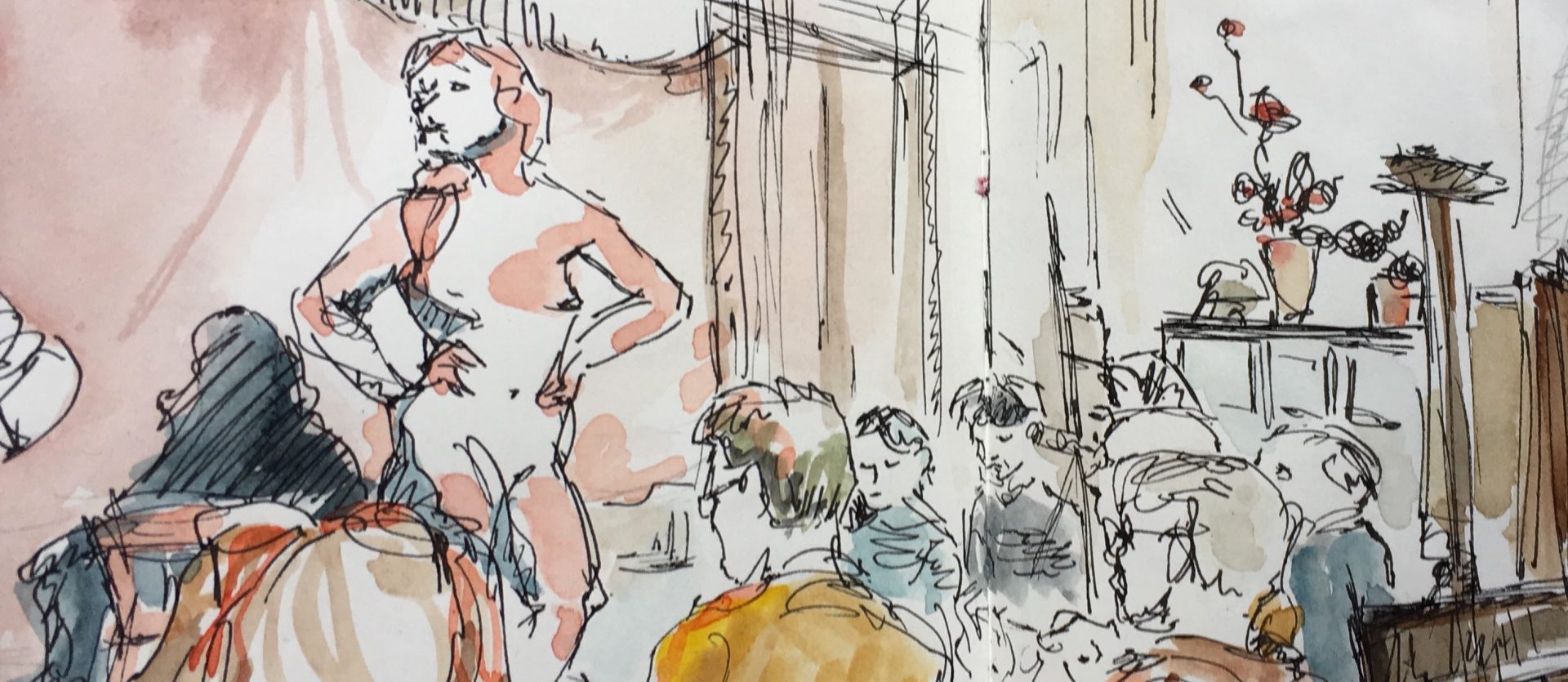 Drawing America Figure Drawing Group