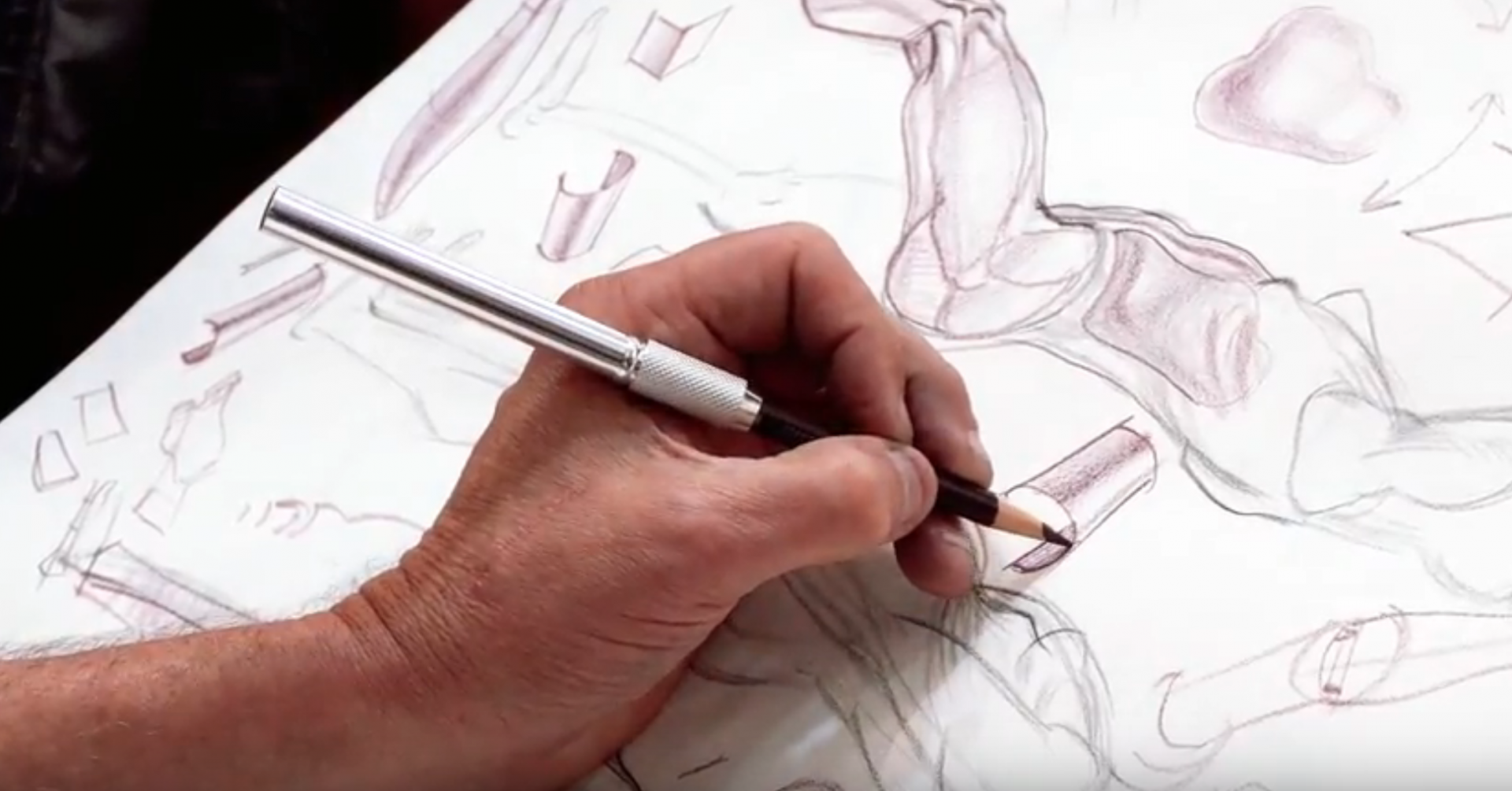 Will Weston Figure Drawing Class