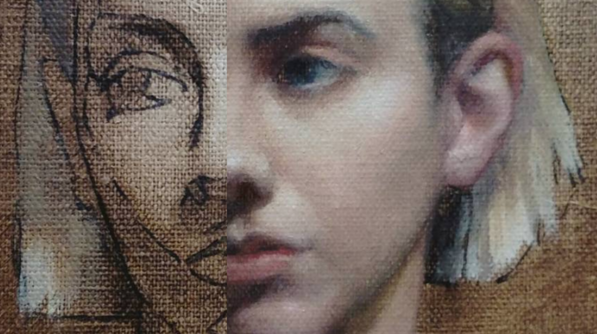 Portrait Painting Workshop with Kelly Foss