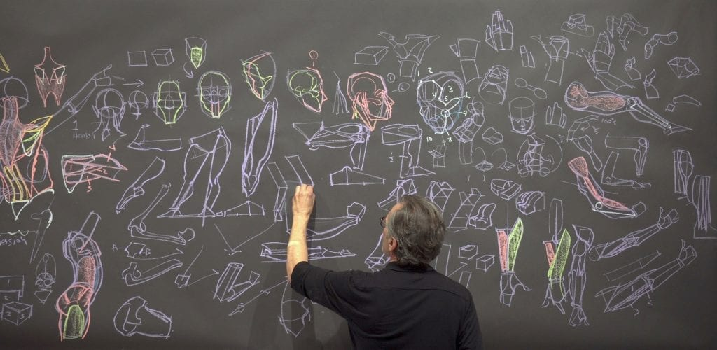 Will Weston Lecture for Drawing America