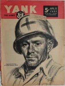 Portrait of a Medic, Howard Brodie