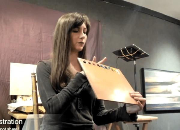 Jennifer Gennari Painting