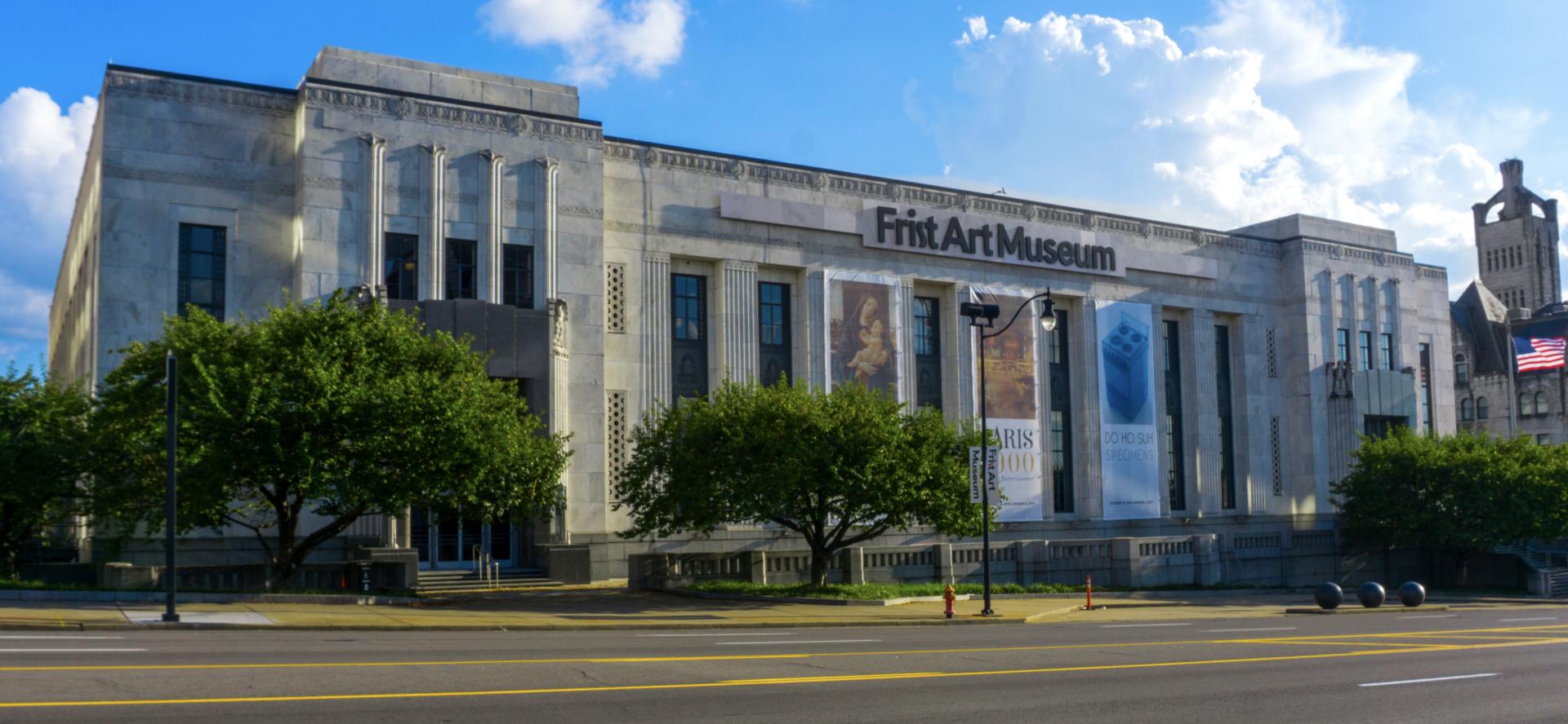 Frist Art Museum Nashville Tennesee