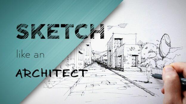 David Drazil Sketch Like an Architect
