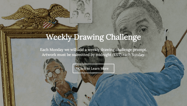 Weekly Drawing Challenge