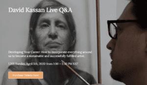 David Kassan: Developing Your Career